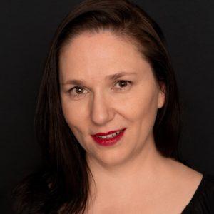 Petra Johansson, herečka, režisérka, lektorka, Spolek LEK (Foto: Iwushko)